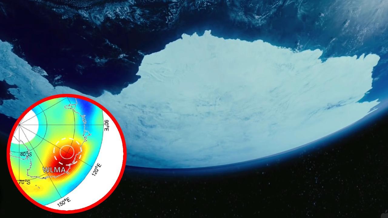 AntarctiqueAnomalie
