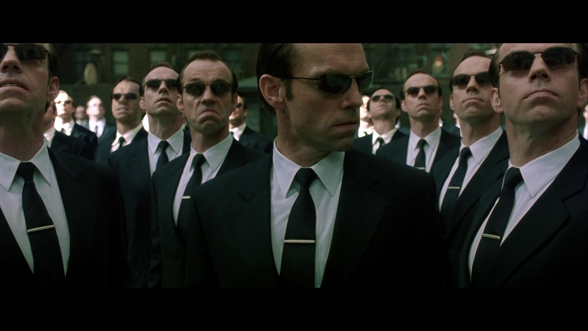 Agent-Smith-Matrix-Replicas-Drones