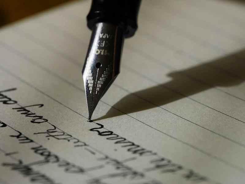 lettre-manuscrite-typographique