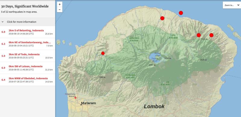 Lombok-Rinjani-Seismes