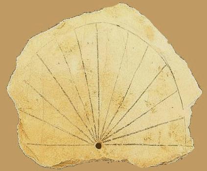 Cadran-solaire-égyptien