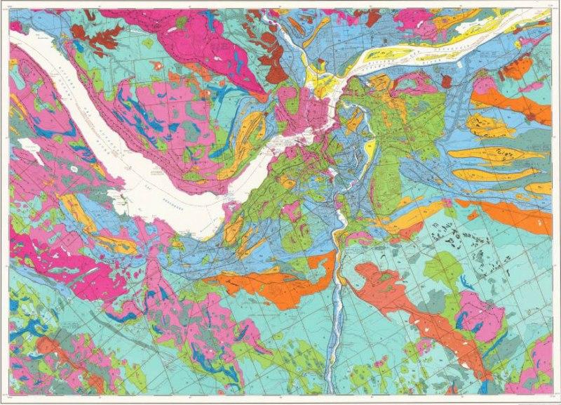 Carte-geologique