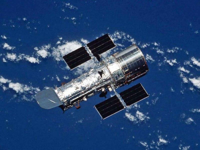 Hubble-Vue-Espace