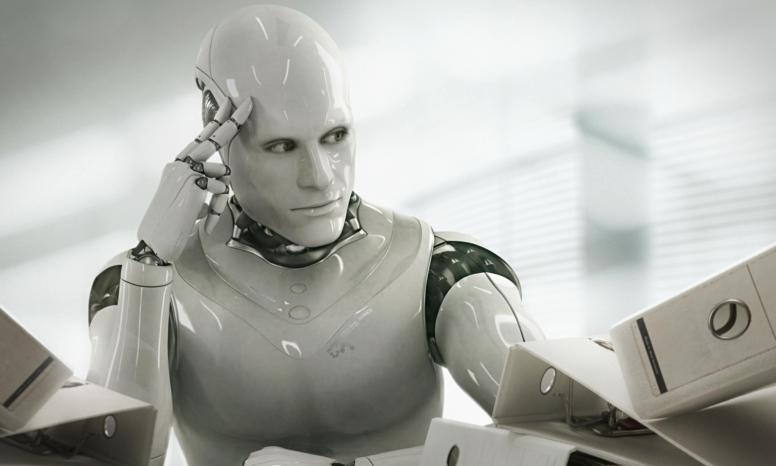 robot traffic