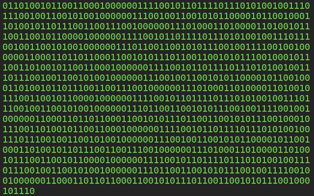 binary-msg