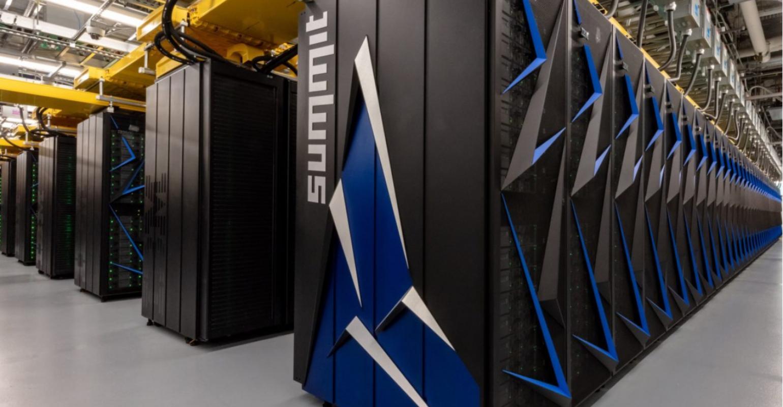 summit supercomputer ornl ibm_0-2